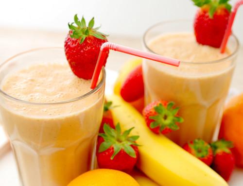 Past een smoothie in een gezond eetpatroon?