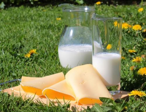 Calcium, niet alleen in zuivel